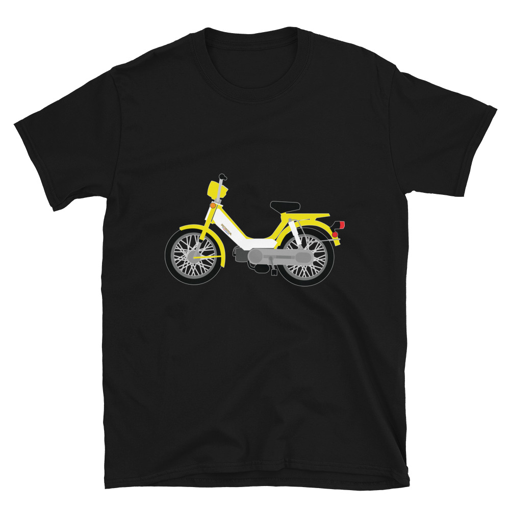Honda Hobbit Moped T-Shirt