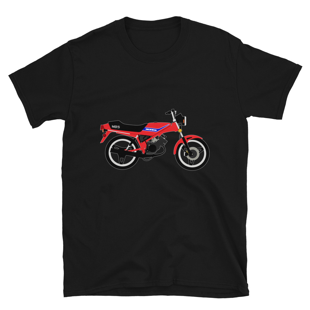 Honda MB5 Motorcycle T-Shirt