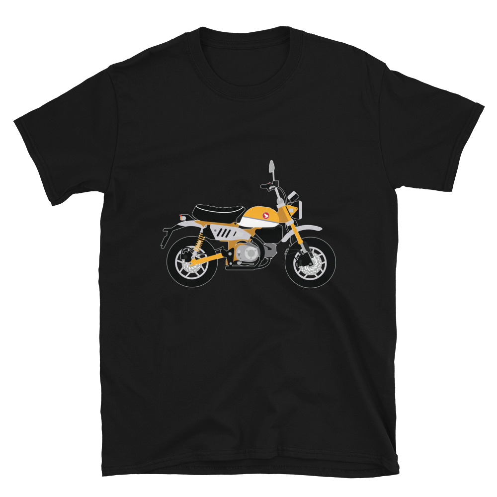 Honda Monkey Motorcycle T-Shirt