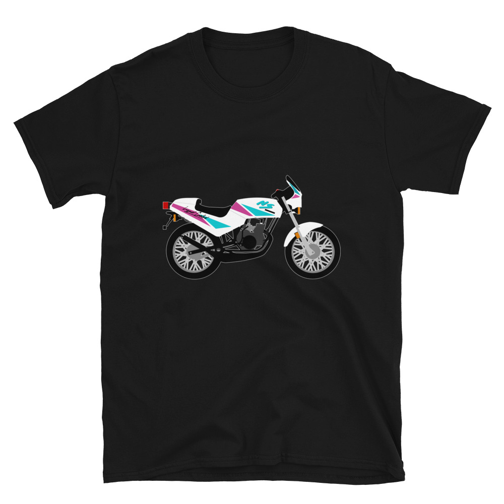 Honda NS50F Motorcycle T-Shirt