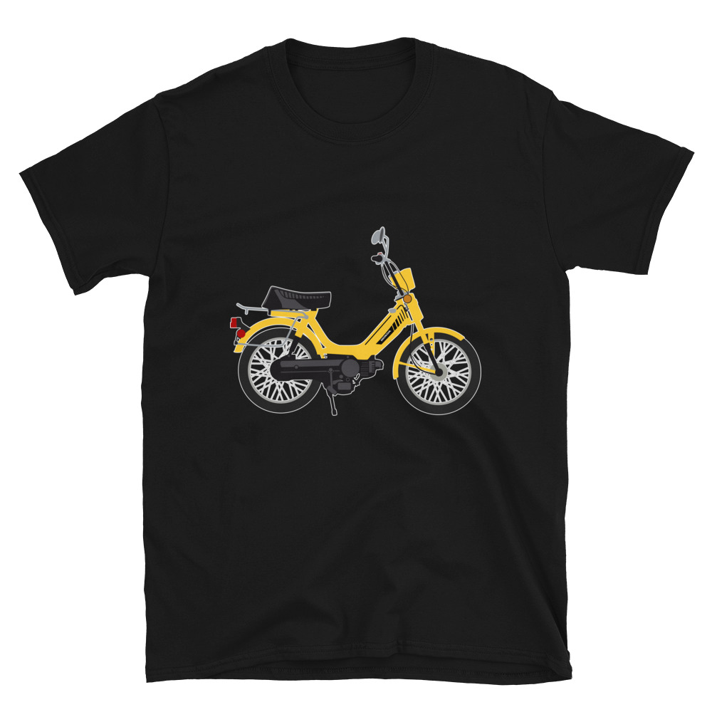 Honda PA50 Moped T-Shirt