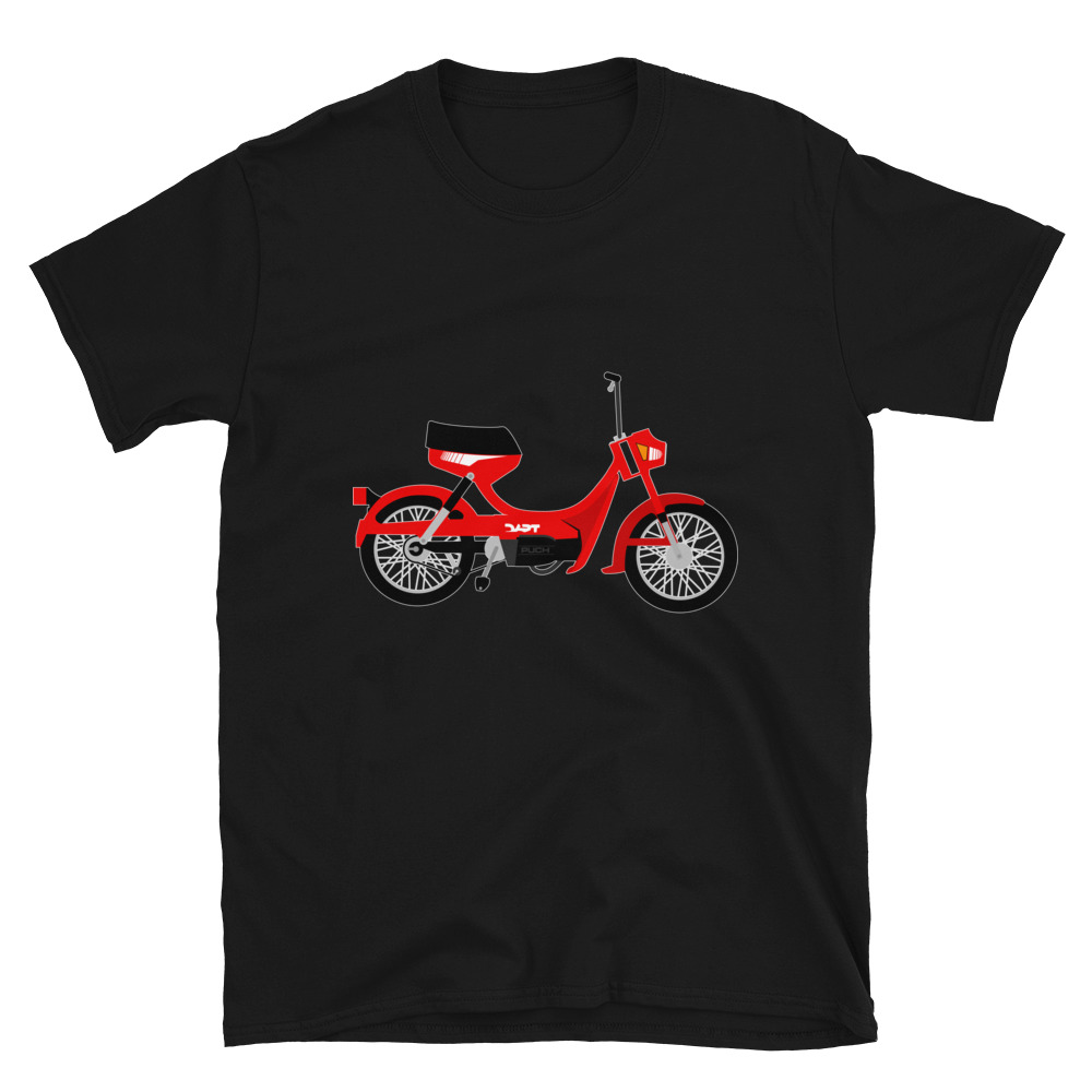 Puch Dart Moped T-Shirt
