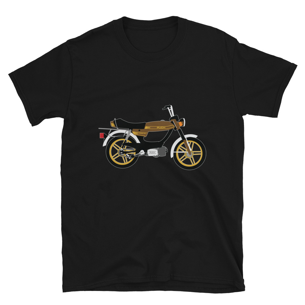 Puch Magnum Moped T-Shirt