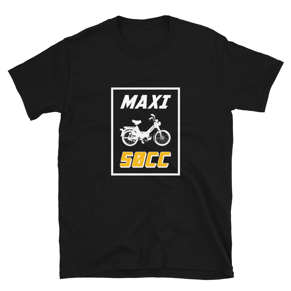 Puch Maxi Moped 50CC T-Shirt