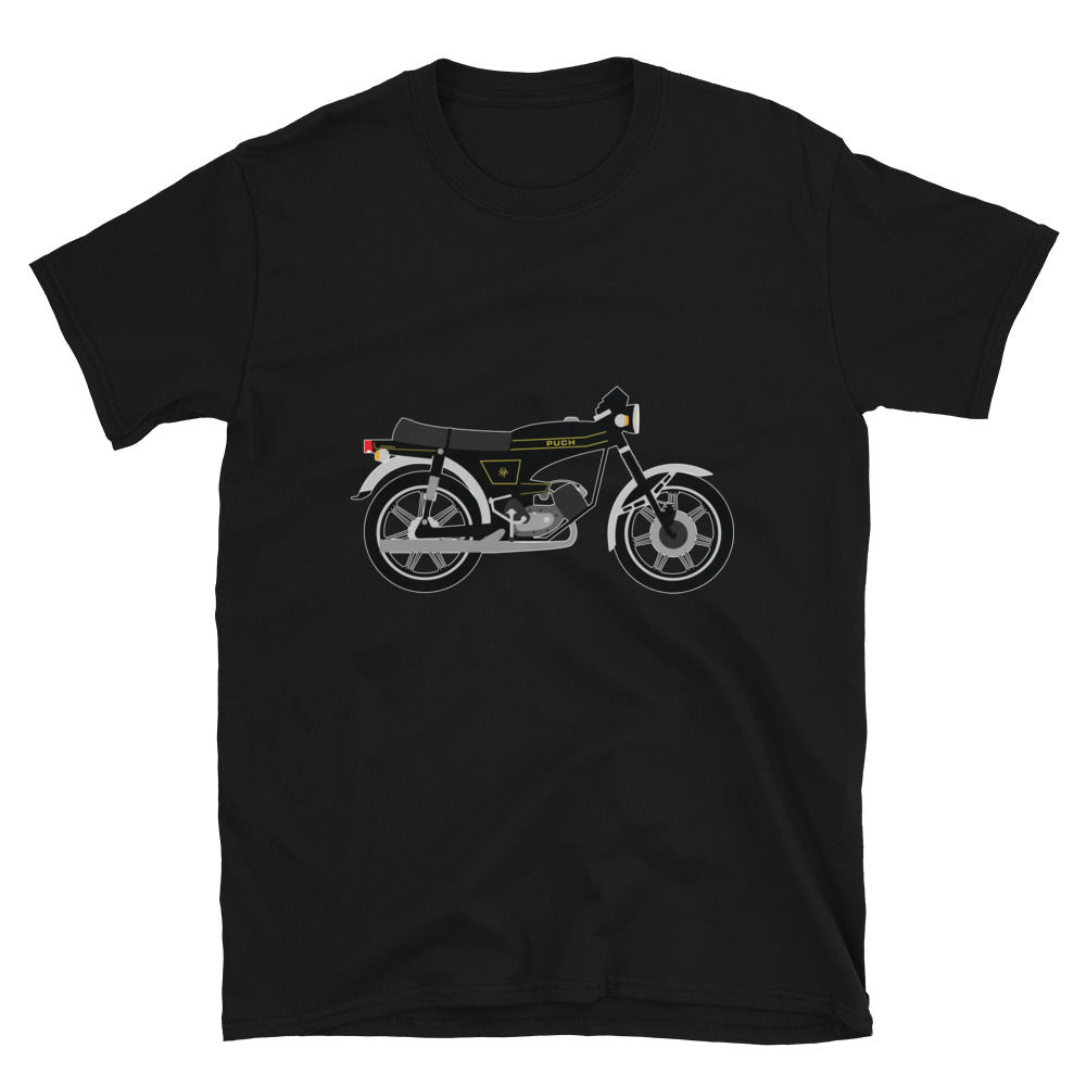 Puch Monza SPD Motorcycle T-Shirt