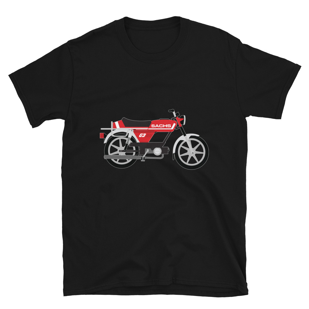 Sachs G3 Moped T-Shirt
