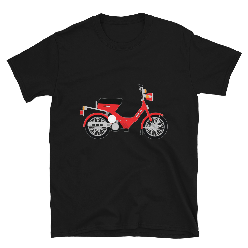 Suzuki FA50 Moped T-Shirt